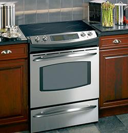 GE stove & oven repair